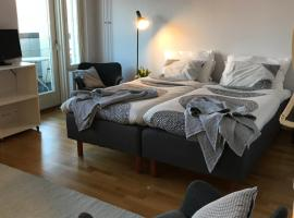 Studio apartment Saimaa, Пуумала