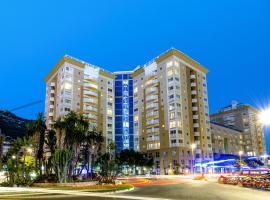 Modern Luxury 1 Bedroom Apartment, Gibraltar