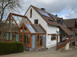 Ferienwohnung Loogher Mühle, Kerpen (Niederehe yakınında)