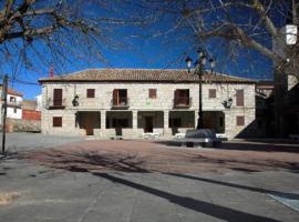 Casa Rural Soportal, Peguerinos (рядом с городом Las Herreras)