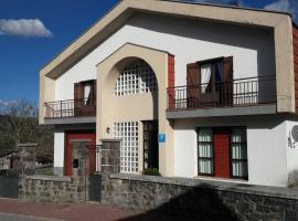 PENSION EL-LA, Viscarret-Guerendiáin (Erro yakınında)