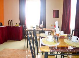 Salvia Resort, Kisumu (рядом с регионом Vihiga)