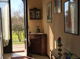 B&B Annaclara, Mestre (Villa Cameroni yakınında)