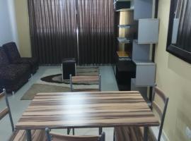 habitaciones en apartamento lujoso, cómodo y seguro