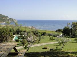 Villa Cap Fleuri, Meria (рядом с городом Санта Севера)