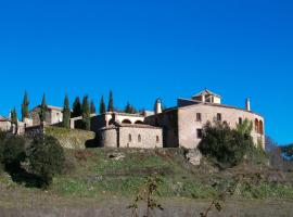 Fortaleza Medieval La Manyosa, Granera (рядом с городом Monistrol de Calders)