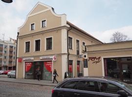 Pension Inspirace a Wellness, Kolín (Němčice yakınında)