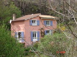 L'ESSENTIELLE, Barnas (рядом с городом Mayres)