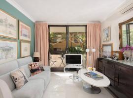 Quiet Coogee 2 Bedroom Apartment H367, Sidney (Clovelly yakınında)