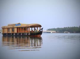 Diamond Village House Boat, Nīleshwar (рядом с городом Hosdrug)