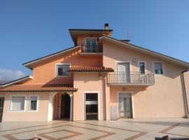 Hotel Grazia, L'Aquila (Forcella yakınında)