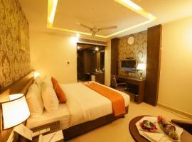 Hotel Indraprasttha, Vijayawāda (рядом с городом Gunadala)