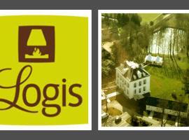 Logis Hostellerie Le Chatel Nangis, Nangis (рядом с городом Fontains)
