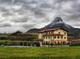 Hotel Olatzea, Arbizu (Echarri-Aranaz yakınında)