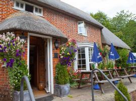 The Seven Stars Inn, Pewsey (рядом с городом Wilsford)