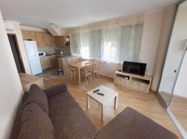 Luxury apartment in Lazur 159, Burgas
