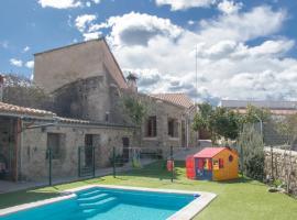 Casa Rural El Portalino, Ruanes (Plasenzuela yakınında)