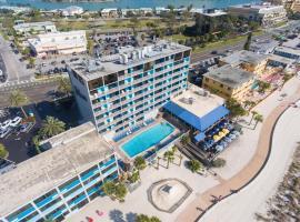 Bilmar Beach Resort, St Pete Beach (in de buurt van Treasure Island)