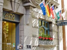 布爾科高地酒店