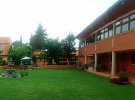 Hotel Ollin Teotl