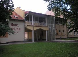 Hotel Thelena, Tolna (рядом с городом Fadd)