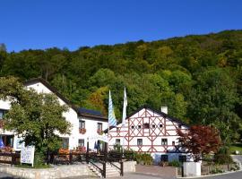 Zum blauen Hecht, Kipfenberg (Enkering yakınında)