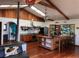 Casa Cañitas, Monteverde Costa Rica (La Cruz yakınında)