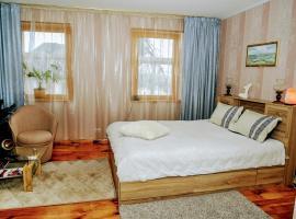 Līvijas apartamenti, Кулдига