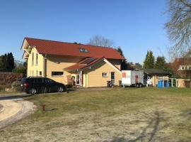 Privatzimmer Zentrum Worpswede, Worpswede (Neu Sankt Jürgen yakınında)