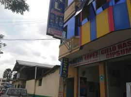 Hostal Lopez, Puerto Francisco de Orellana (Boca Suno yakınında)