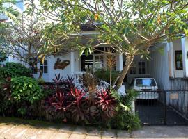 Naga House, Нуса-Дуа (рядом с городом Bualu)