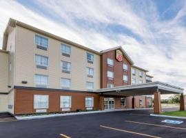 Super 8 by Wyndham Mont Laurier, Mont-Laurier