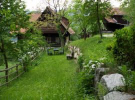 Bauernhaus, Grubberg (Greisdorf yakınında)