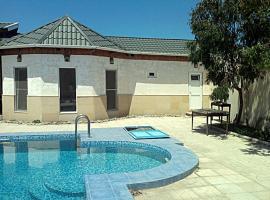 Shuvelan Cottage House, Şüvǝlǝn (Artyom yakınında)