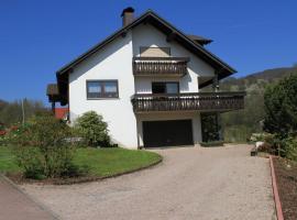 Ferienwohnung Schlierbachtal, Schlierbach (Lindenfels yakınında)