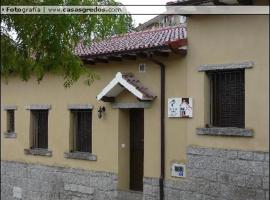 Casa Rural las Escuelas I, El Hoyo de Pinares