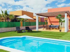 Villa Surprise, Caleta De Fuste (Las Salinas yakınında)