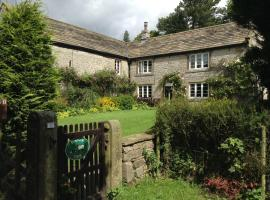 Dunscar Farm Bed & Breakfast, Castleton (рядом с городом Edale)
