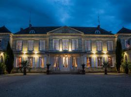 Château Peyronnet, Saint-Louis-de-Montferrand (рядом с городом Peyronnet)