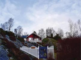 Two-Bedroom Holiday Home in Sagvag