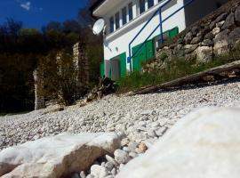 Beach House Bassi, Риека (рядом с городом Šodići)