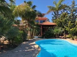 Agios Tychonas Villa, Limasol (Ayios Tykhonas yakınında)