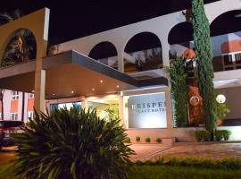 Reisper Palace Hotel, Catanduva (Termas do Ibirá yakınında)