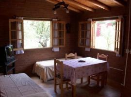 Cabanas Quinay, Villa Las Rosas (Los Molles yakınında)