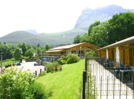 Apartamentos Camping La Barguilla, Ramales de la Victoria (рядом с городом Валье)