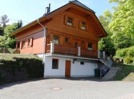 Ferienhaus Eifelchalet - Schneifel, Orlenbach
