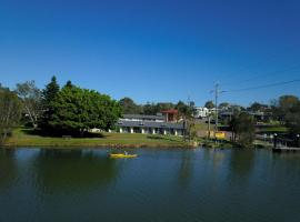 Hibiscus Lakeside Motel, Budgewoi