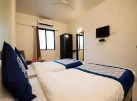 OYO 10234 Hotel Pancham, Пуне (рядом с городом Mundhva)