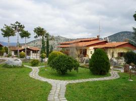 Villa Voirani, Doxato (рядом с городом Лидия)