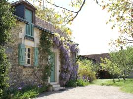 Barn Cottage, Saint-Georges-sur-Cher (Near Chisseaux)